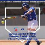 Jornada de DH sófbol femenino en San Sebastián