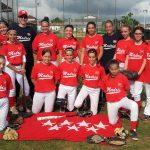 Madrid se proclama Campeón de España de Sófbol Femenino Sub16